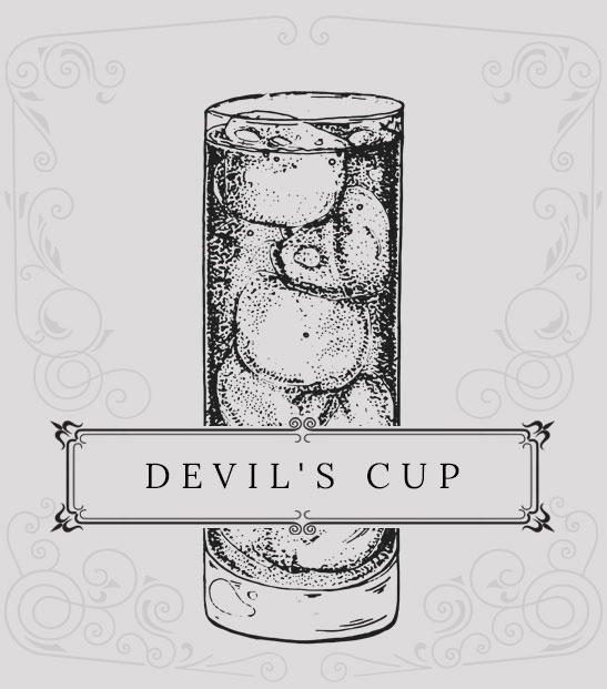 Cocktail - Devil's Cup