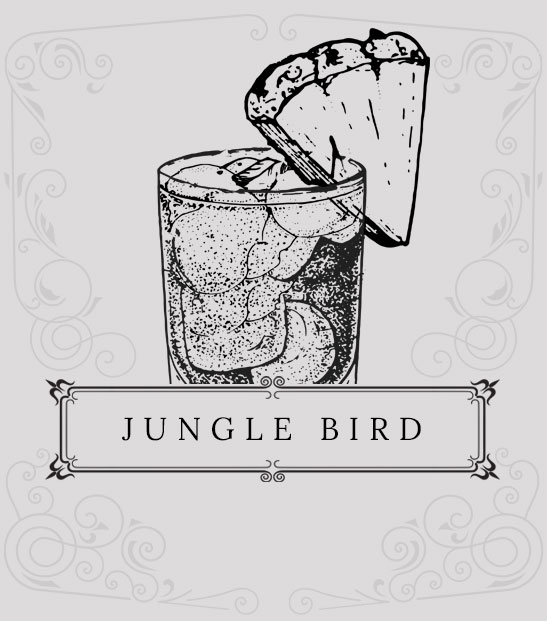 Cocktail - Jungle Bird