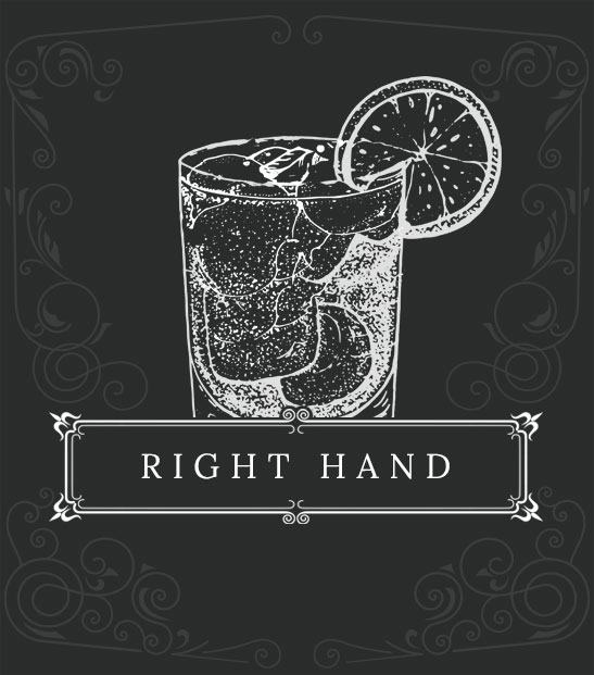 Cocktail - Right Hand