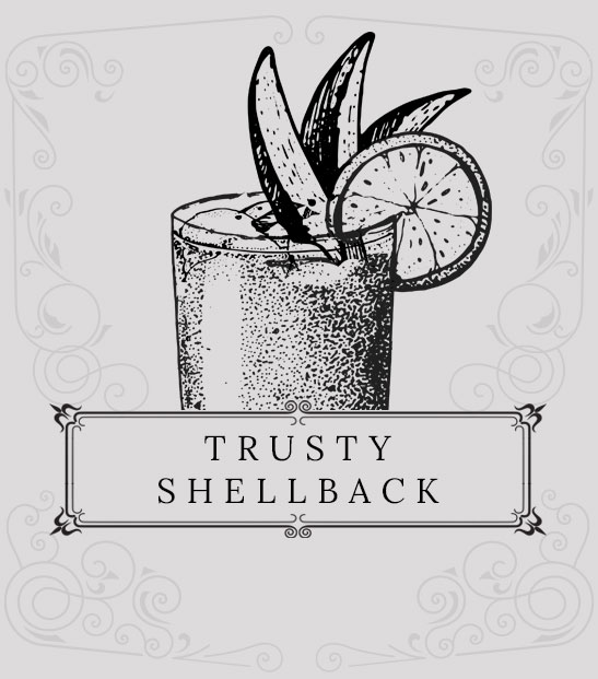 Cocktail - Trusty Shellback
